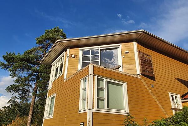 Bygging av 3 terrasser med trapp, Oslo